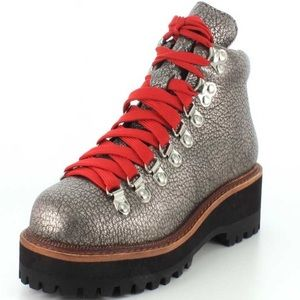 Jeffrey Campbell Explorer Leather combat hiking